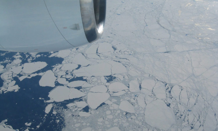 Podcast: Misión IceBridge 2018 de la NASA