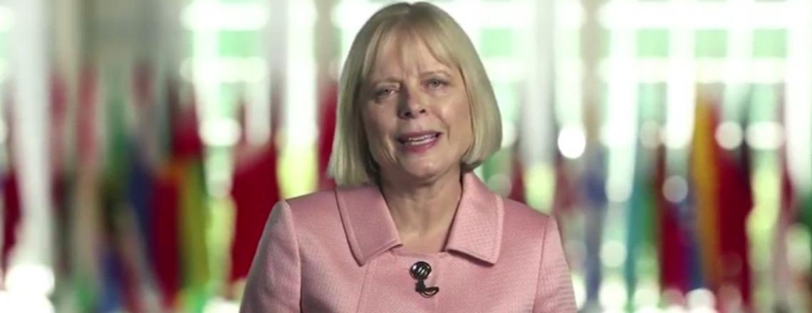 Meet Carol Perez, U.S. Ambassador to Chile