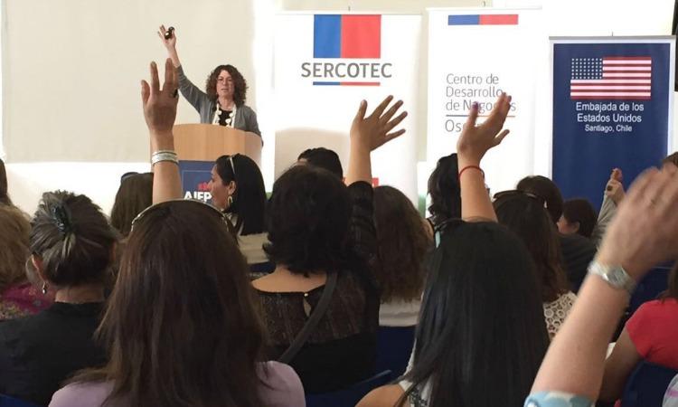 Embajada de EE.UU. auspicia seminarios gratuitos para mujeres emprendedoras de la Región de Magallanes