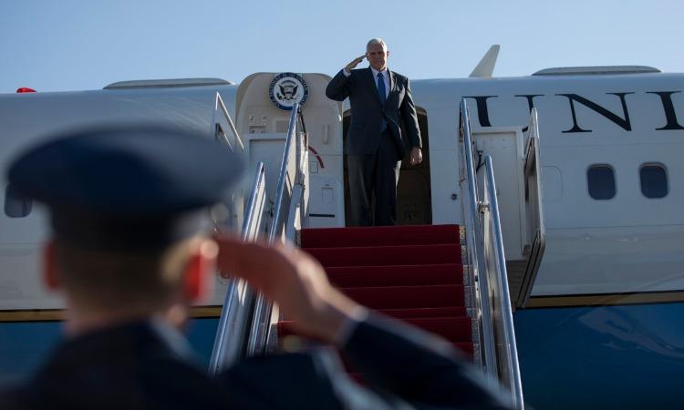 Vicepresidente de EE.UU. Mike Pence visita Chile esta semana