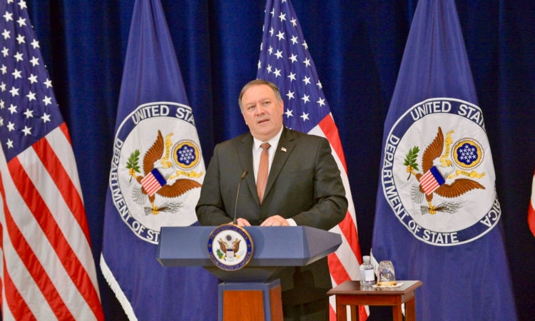 Secretary Pompeo's Participation in a Meeting of the Lima Group
