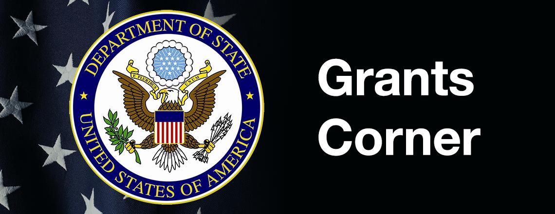 #Grants