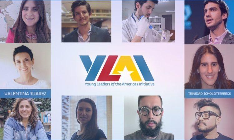 Diez jóvenes emprendedores chilenos ganan beca YLAI para viajar a EE.UU.